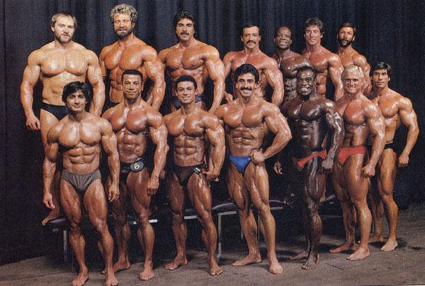bodybuilding in the 1980s