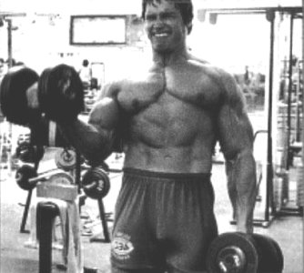 Arnold Schwarzenegger Arm Workout