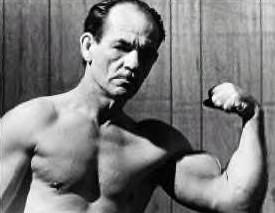 Arthur Jones HIT Training