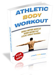 athletic body workout