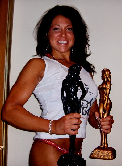 Chelsey Morgenstern National Figure Competitor
