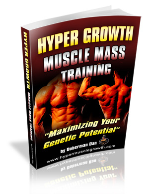 hyper growth muscle mass training