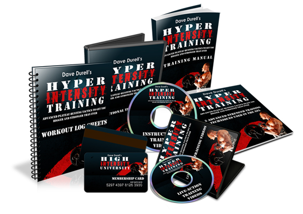 the hyper intensity training program