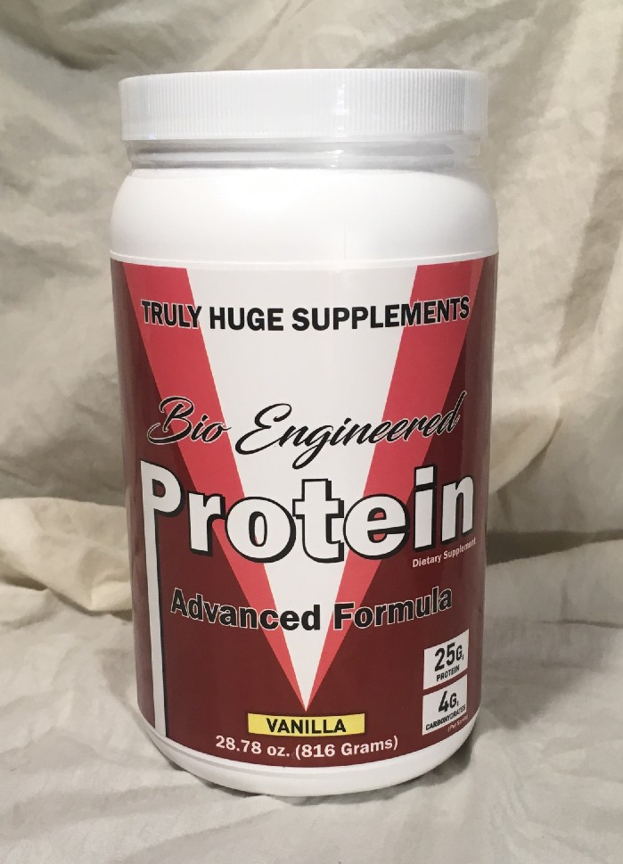 bio-engineered protein