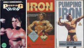 Arnold's Pumping Iron Video!