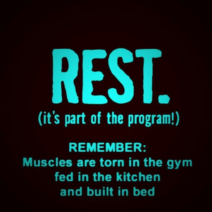maximize workout recovery