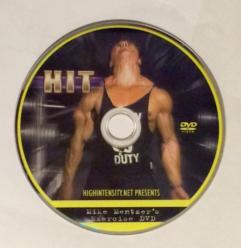 Mike Mentzer Workout Video DVD