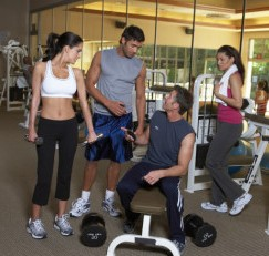 Bodybuilding and Fitness Chat Room
