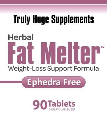Ephedra Free Herbal Fat Melter